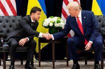 Трамп отвернулся от Зеленского