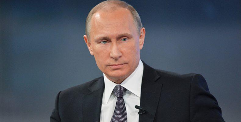 Путин заговорил об интернет-торговле