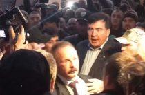 Саакашвили будет стоять до победы