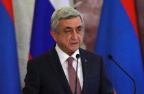 Саргсян в гневе покинул переговоры с лидером оппозиции
