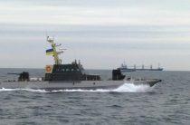 Киев пообещал посетить Керченский пролив на военных кораблях