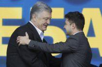 Новый президент Украины пошел на сделку со своим предшественником