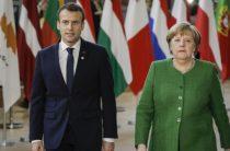 Меркель припугнула Россию