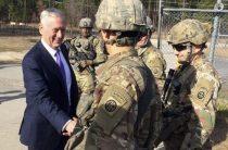 Глава Пентагона призвал американских солдат готовится к войне