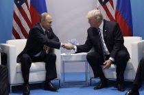 «Посмотрим»: Трамп допустил возможность снятия санкций и признания Крыма российским