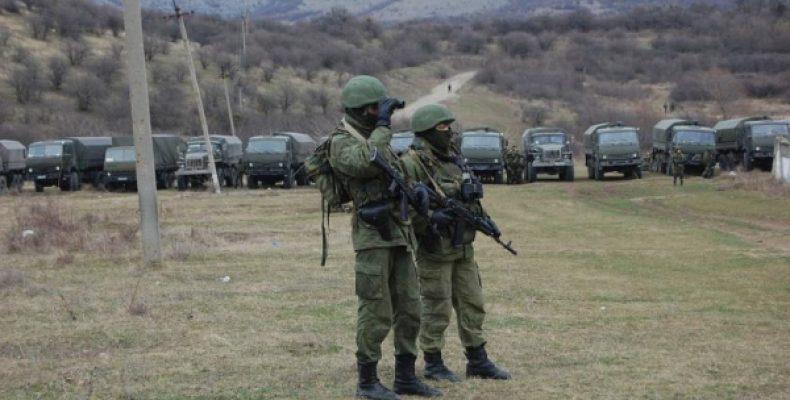 Киев готовится к захвату Крыма в Брюсселе