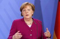 Меркель отказалась бомбить Сирию