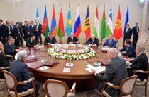 Украина сбегает из СНГ