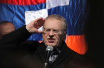 После скандала с Собчак Жириновский попросил ужесточить требования к президентам