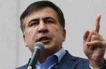 Саакашвили свергает Порошенко