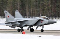 ВКС России перехватили пять самолетов других государств за неделю