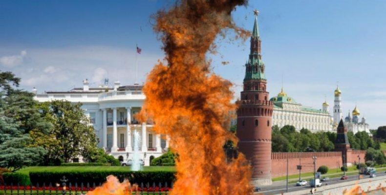 Россия начинает торговую войну с Америкой