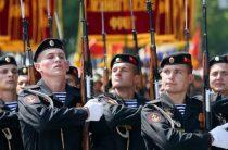 Украина возмутилась не согласованным с нею парадом в Крыму
