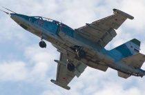 Подорвавшего себя в Сирии пилота Су-25 представят к Герою России