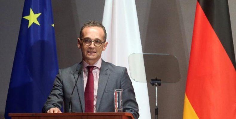 Германия поучила Россию европейскому миропорядку
