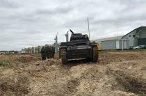 Сухопутные войска отметили свой праздник «битвой под Москвой»