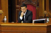 На Украине высмеяли Зеленского за ночное совещание