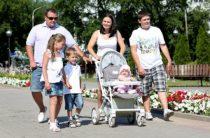 «Единая Россия» упростит семьям доступ к господдержке