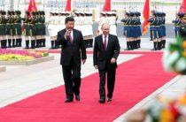 Лидера Китая поразил домик Путина