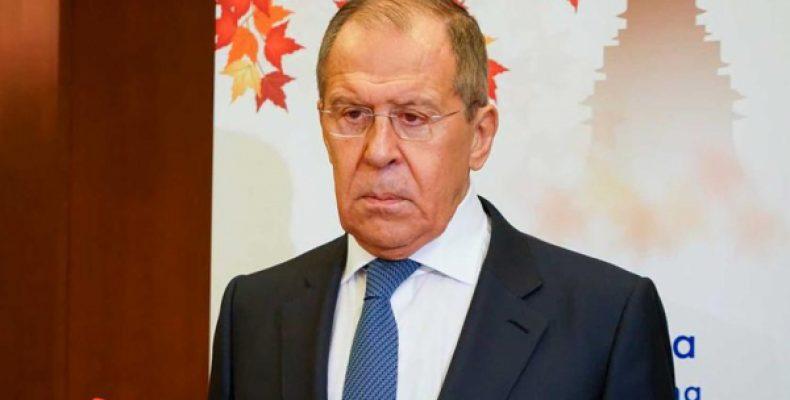 Лавров отругал Запад за «имперские замашки»