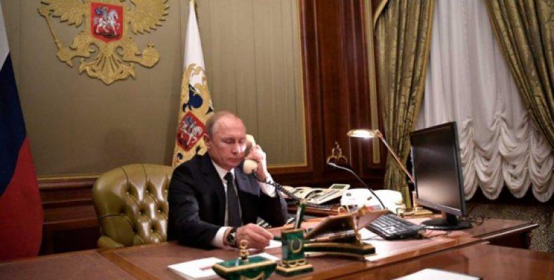 Путин дал наставления Зеленскому по телефону