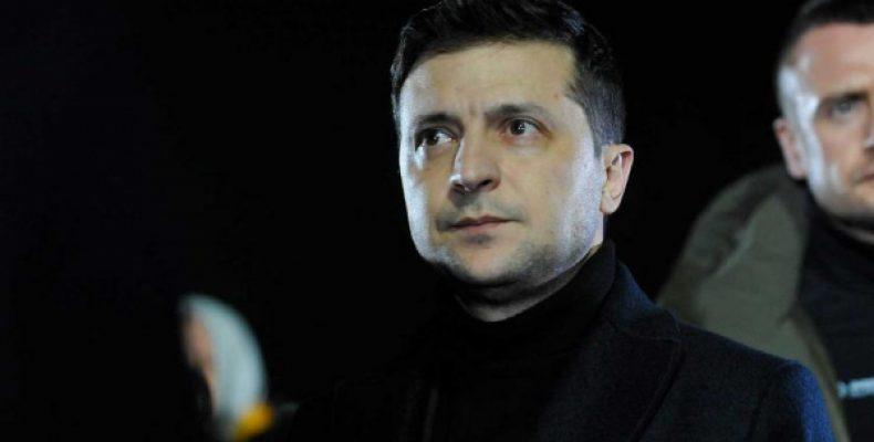Из-за встречи Зеленского с делегацией Москвы разгорелся скандал
