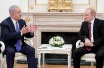 Нетаньяху отчитался перед Путиным после разговора с Зеленским