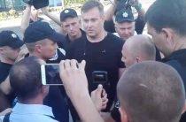 Российского консула в Одессе эвакуировали из-за провокаций активистов