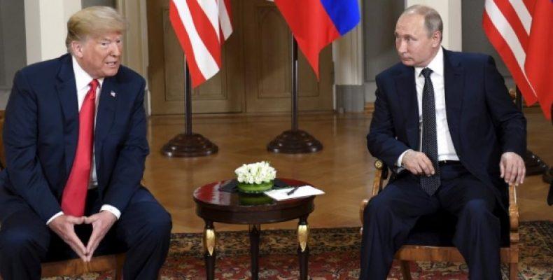Американцы разоблачили связь Путина с Трампом