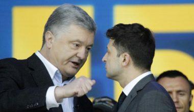 Порошенко ведет переговоры по срыву инаугурации Зеленского