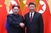 Ким Чен Ын выбрал покровителя