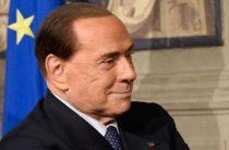 Крым вызвал у Берлускони шок