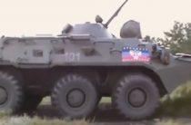 ОБСЕ зафиксировала отправку техники из Донецка в Луганск