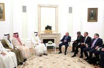 Путин и принц провели секретные переговоры по нефти