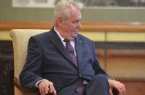 Нефтью и газом: президент Чехии предложил России заплатить за «аннексированный» Крым