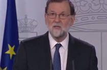 Правительство Испании решило распустить парламент и правительство Каталонии