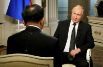 Путин рассказал, с кем из мировых лидеров пил водку в день рождения