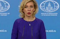 «Гаденькая провокация»: Захарова отреагировала на «увольнение» Лаврова журналистами