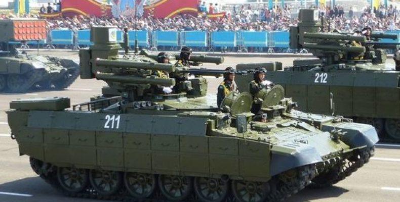 СМИ нарекли российский «Терминатор» убийцей смертоносного оружия США