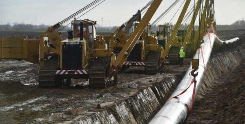 Вашингтон сорвет строительство «Северного потока – 2» к Новому году