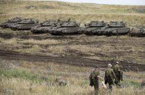 Обострение на границе Сирии и Израиля: сбит беспилотник