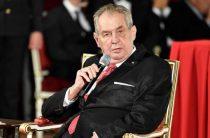 Президент Чехии отказался от «войны» с Россией ради Дня Победы