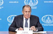 «Считаем эту встречу вредной»: Лавров рассказал о приоритетах будущей России