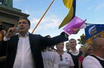Украинцы просят Зеленского вернуть в Одессу Саакашвили