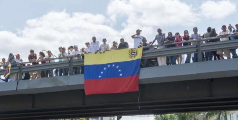 Венесуэла пригрозила США войной