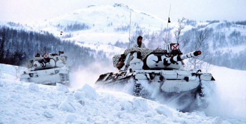 Норвежцы не верят в нападение России