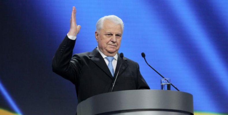 Экс-президент Украины признал потерю Донбасса
