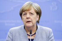 Меркель вышла из доверия у граждан Германии