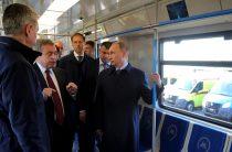 Транспортное будущее — «единый» и беспилотники: Путин призвал убирать «узкие места»