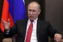 Информацию о планах Путина после президентских выборов попытались спрятать